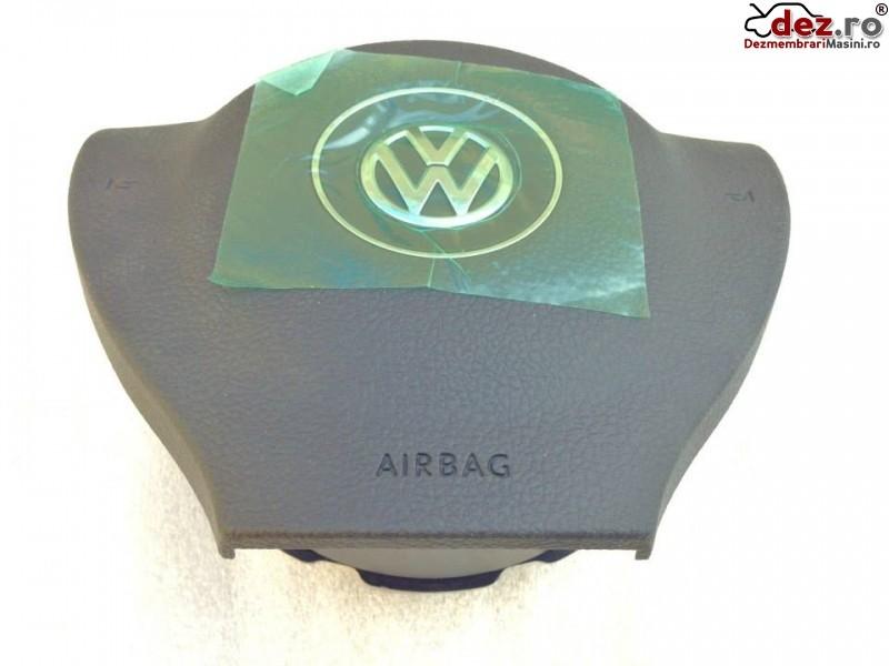 Airbag volan Volkswagen T5 Shuttle 2012 Piese auto în Aiud, Alba Dezmembrari
