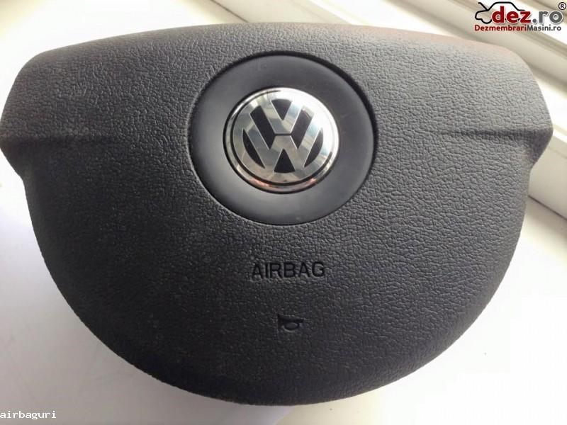 Airbag volan Volkswagen T5 Multivan 2008 Piese auto în Aiud, Alba Dezmembrari