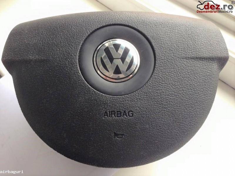 Airbag volan Volkswagen T5 Shuttle 2008 Piese auto în Aiud, Alba Dezmembrari