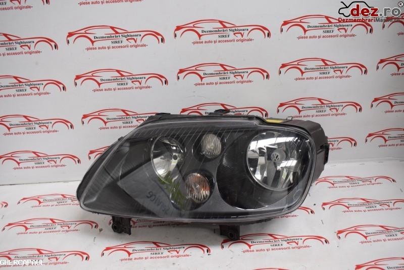 Far Volkswagen Caddy 2006