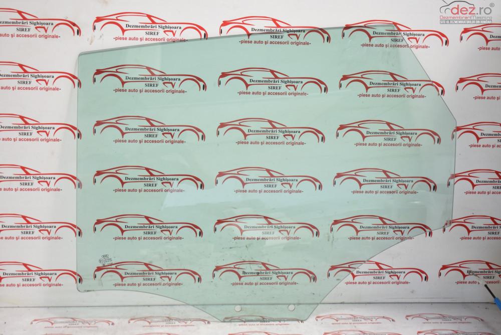 Geam Usa Spate Stanga Audi A4 B8 2009 Combi 564  Piese auto în Sighisoara, Mures Dezmembrari