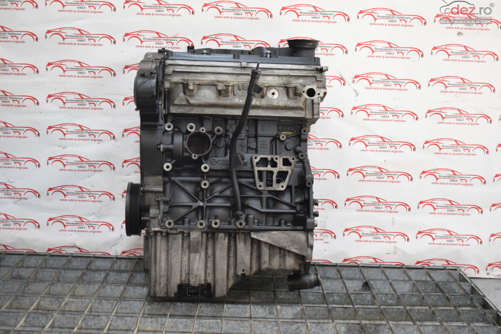 Motor Audi A4 B8 2 0 Tdi Cjc 3  cod CJC Piese auto în Sighisoara, Mures Dezmembrari