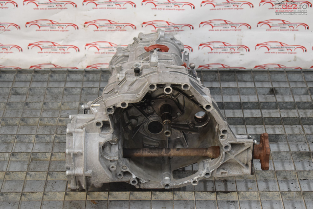 Cutie Viteze Audi A4 B8 2 0 Tdi Mvs Cjc 3  cod MVS Piese auto în Sighisoara, Mures Dezmembrari