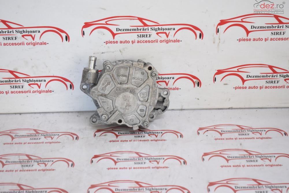 Pompa Vacuum Audi A4 B8 2 0 Tdi 03l145100 3  cod 03L145100 Piese auto în Sighisoara, Mures Dezmembrari