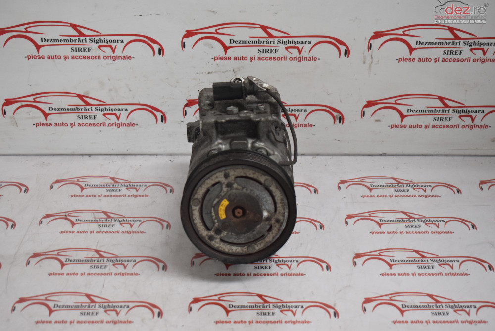 Compresor Clima Audi A4 B8 2 0 Tdi Cjc 8k0260805n 3  cod 8K0260805N Piese auto în Sighisoara, Mures Dezmembrari