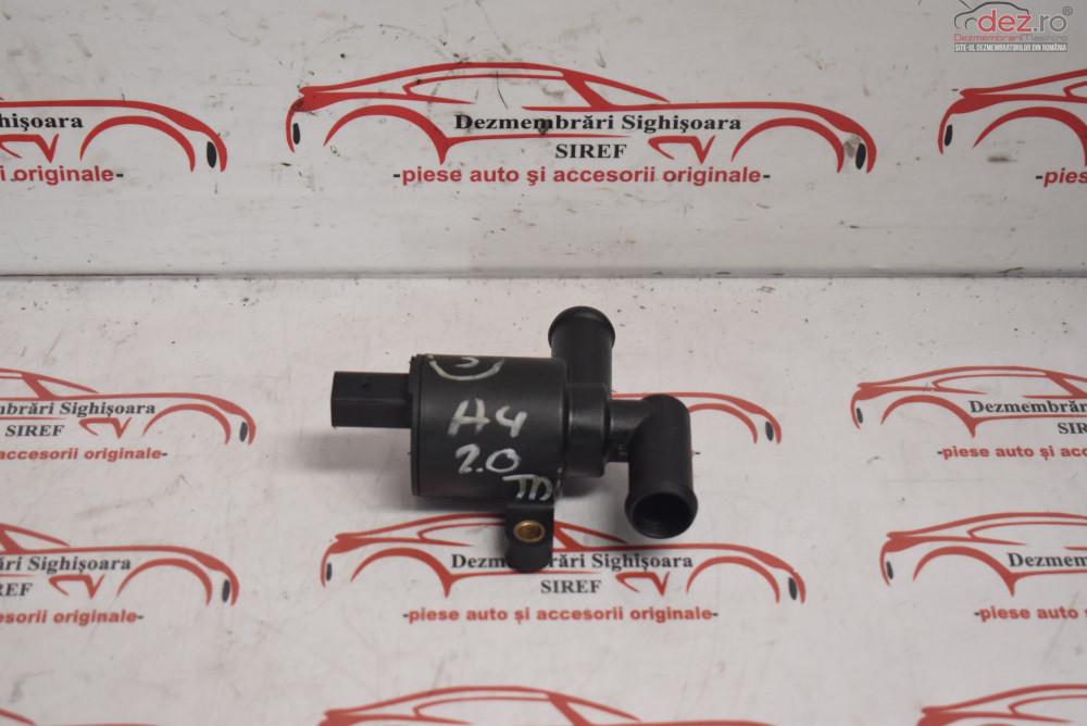 Pompa Recirculare Apa Audi A4 B8 2 0 Tdi Cjc 4h0121671s 3  cod 4H0121671S Piese auto în Sighisoara, Mures Dezmembrari
