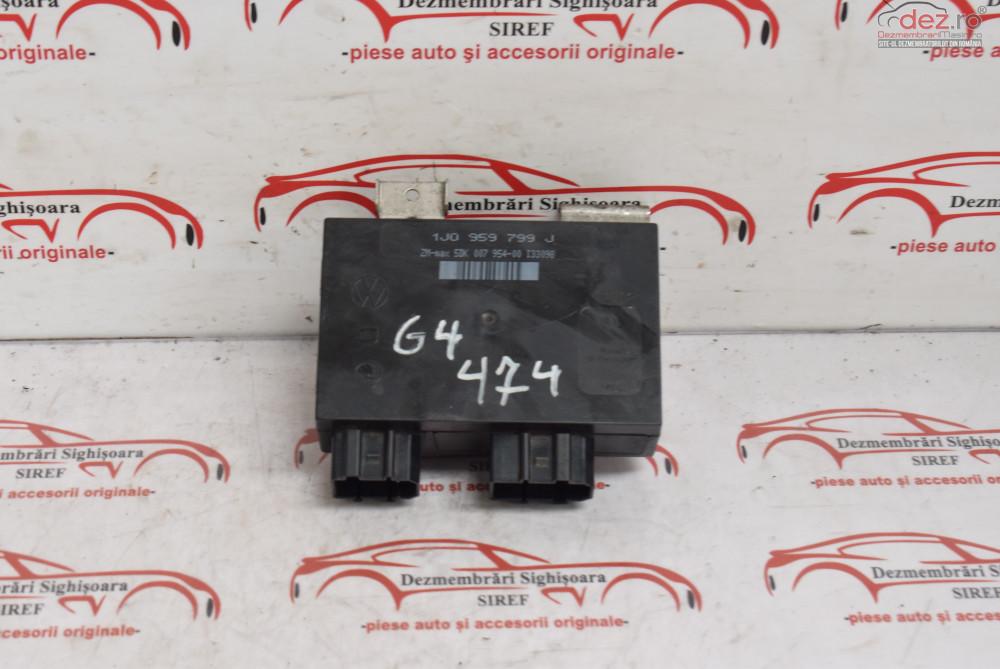 Modul Confort Vw Golf 4 1 9 Tdi Ahf 1j0959799j 474 cod 1J0959799J Piese auto în Sighisoara, Mures Dezmembrari
