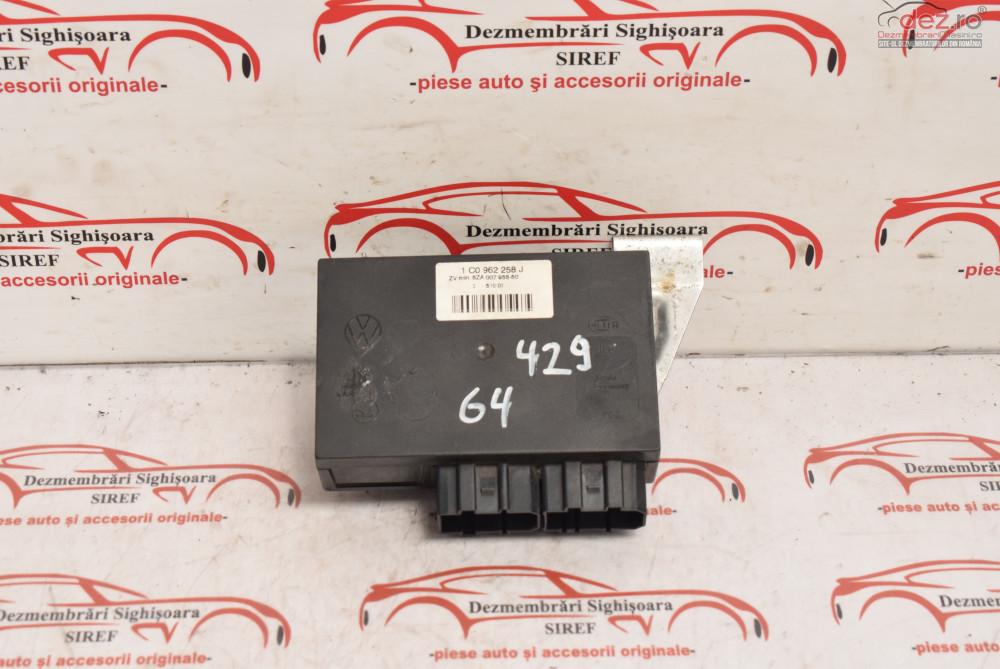 Modul Confort Vw Golf 4 1 9 Tdi Atd 1j0959799ah 429 cod 1J0959799AH Piese auto în Sighisoara, Mures Dezmembrari