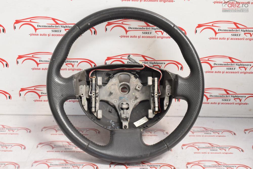 Volan Piele Renault Megane 2 2007 8200276082 508 Piese auto în Sighisoara, Mures Dezmembrari