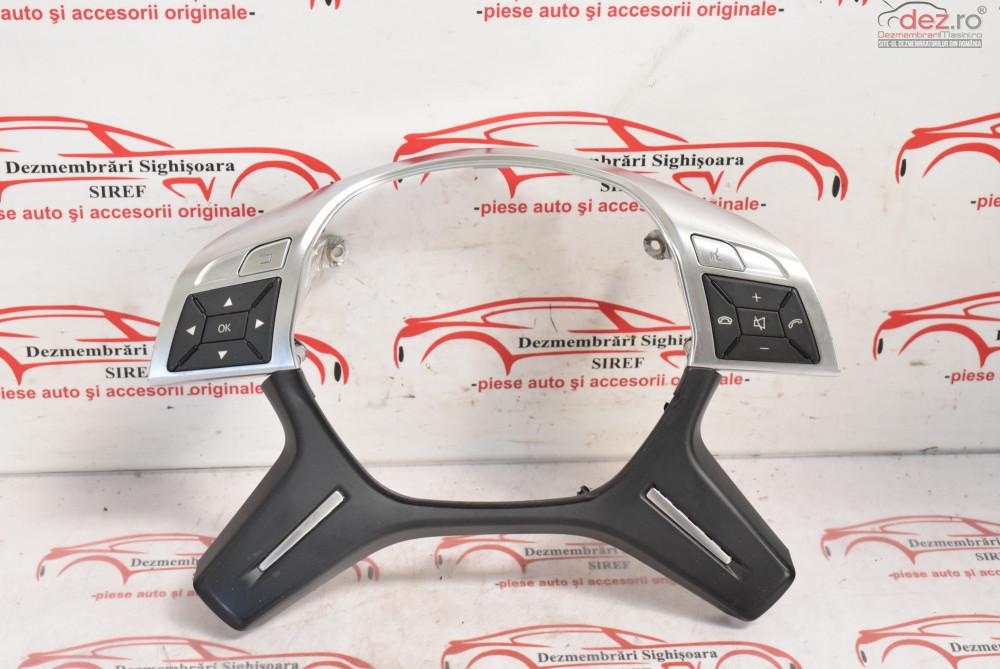 Comenzi Volan Mercedes C250 W204 2 2 Cdi 2011 553 Piese auto în Sighisoara, Mures Dezmembrari