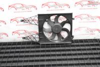 Ventilator radiator Volkswagen Fox 2007 Piese auto în Sighisoara, Mures Dezmembrari