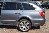 Usa Spate Stanga Skoda Superb 2013 Combi Gri Lf8l 620 Piese auto în Sighisoara, Mures Dezmembrari