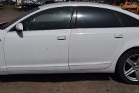 Usa Fata Stanga Audi A6 C6 2007 Alb Ly9c 623 Piese auto în Sighisoara, Mures Dezmembrari