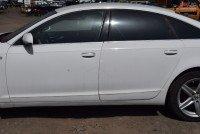 Usa Spate Stanga Audi A6 C6 2007 Berlina Alb Ly9c 623 Piese auto în Sighisoara, Mures Dezmembrari