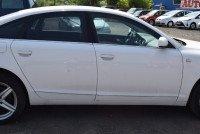 Usa Spate Dreapta Audi A6 C6 2007 Berlina Alb Ly9c 623 Piese auto în Sighisoara, Mures Dezmembrari