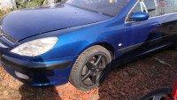 Aripa Fata Stanga Peugeot 607 2004 626 Piese auto în Sighisoara, Mures Dezmembrari