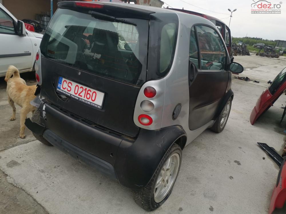 Dezmembram Smart Fortwo 600cm Dezmembrări auto în Arad, Arad Dezmembrari