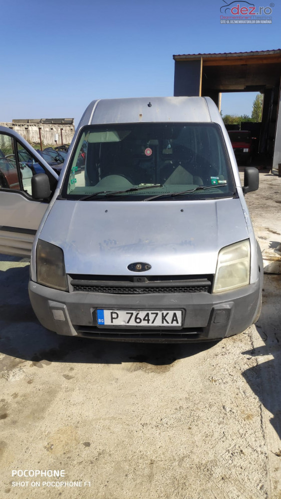 Capota Ford Transit Connect 1 8 Tdci Piese auto în Arad, Arad Dezmembrari