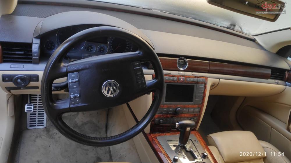Plansa Bord Volkswagen Phaeton în Arad, Arad Dezmembrari