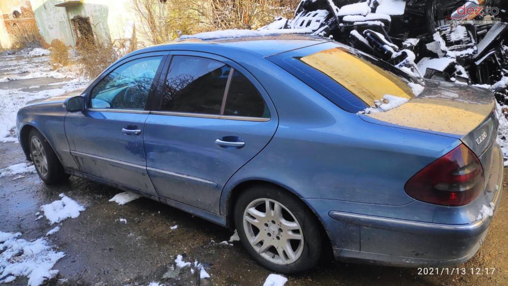 Dezmembram Mercedes E Class Dezmembrări auto în Arad, Arad Dezmembrari