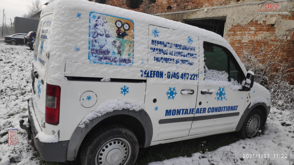 Fuzeta Fata Stanga Dreapta Ford Tourneo Connect Piese auto în Arad, Arad Dezmembrari