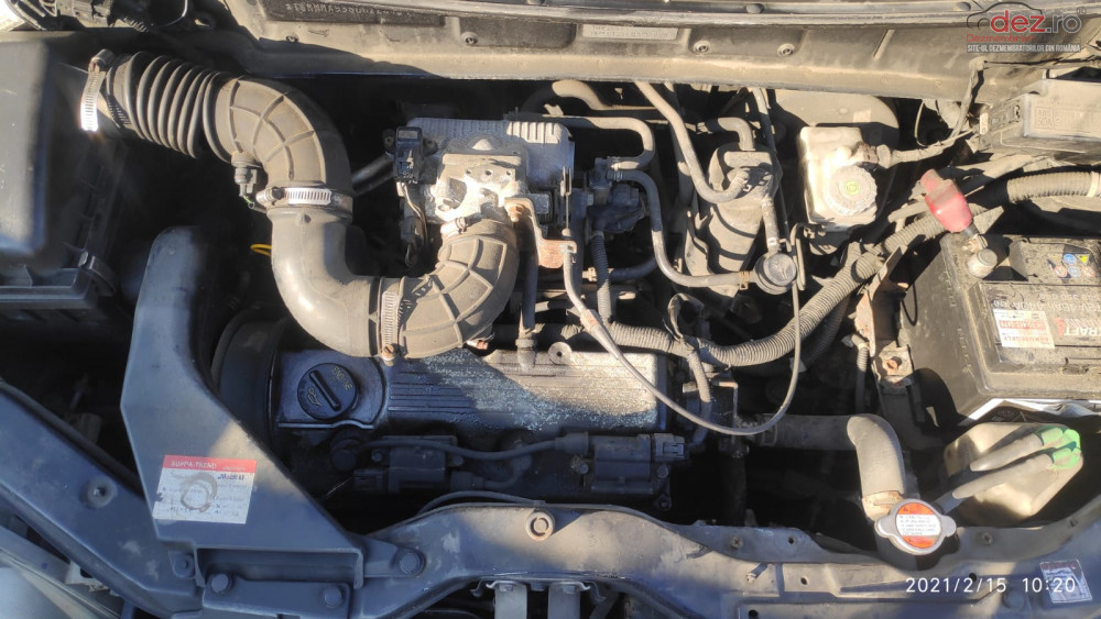Electromotor Suzuki Wagoon R Piese auto în Arad, Arad Dezmembrari