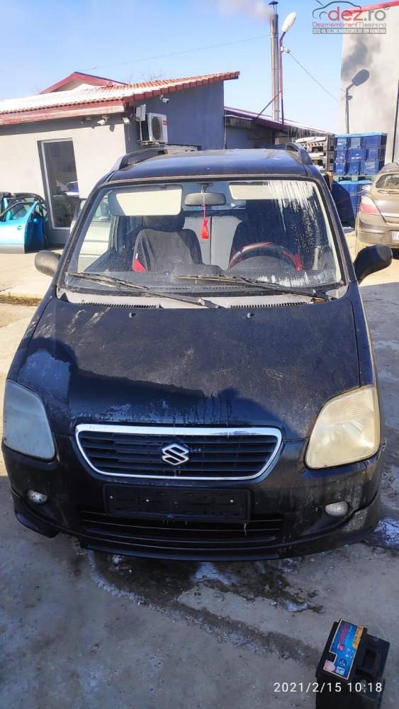 Grila Cu Sigla Suzuki Wagoon R Piese auto în Arad, Arad Dezmembrari