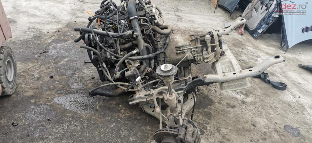 Motor Vw Crafter 2 5 Tdi 109 Cp Cod Motor Bjk Bjl Bjm Euro4 Piese auto în Arad, Arad Dezmembrari