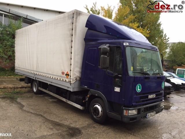 Motor Iveco Eurocargo Tector 75e15 Dezmembrări camioane în Arad, Arad Dezmembrari