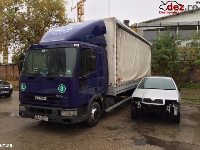 Bena Iveco Eurocargo Dezmembrări camioane în Arad, Arad Dezmembrari
