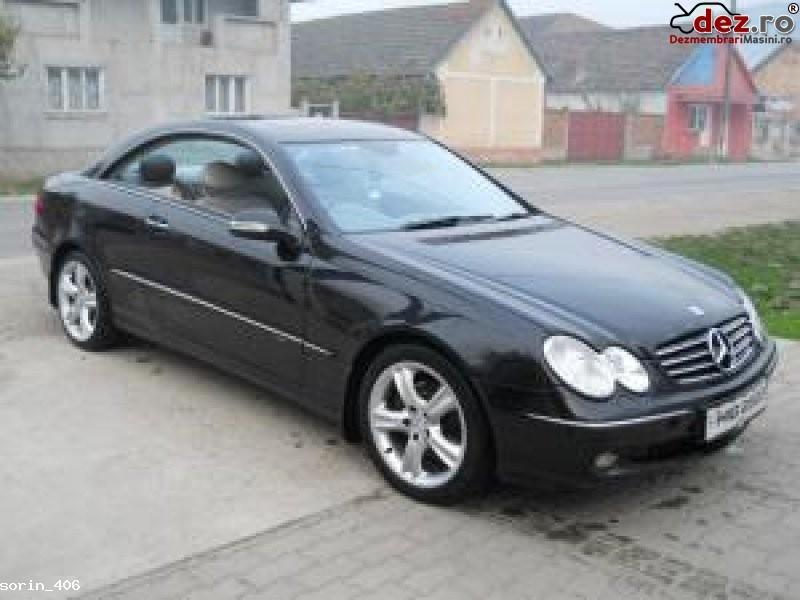 Dezmembrez Mercedes Clk 200 Compresor An 2000 Dezmembrări auto în Lugoj, Timis Dezmembrari