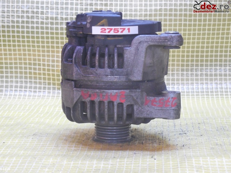 Alternator Opel Zafira 2000 cod 90561168