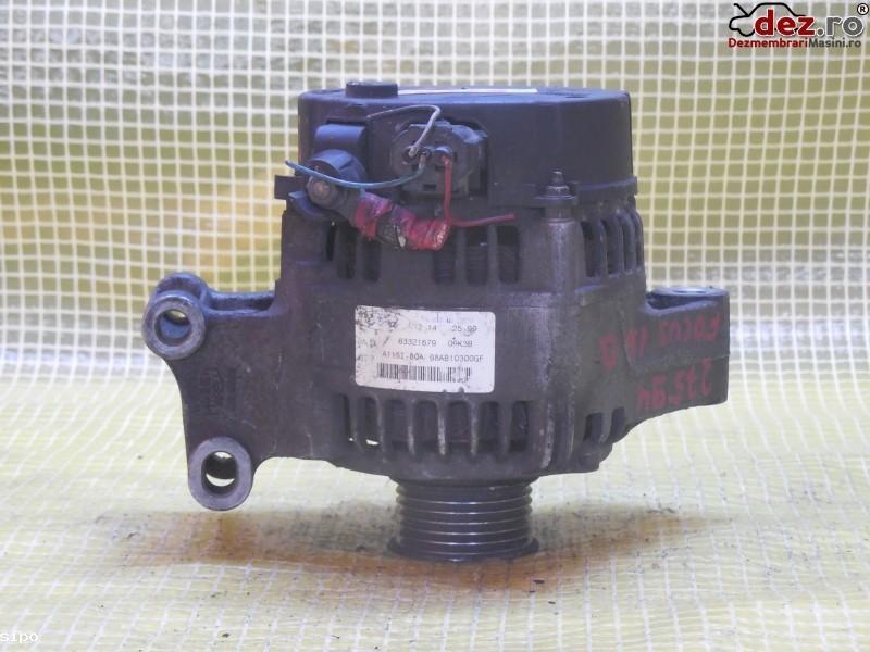 Alternator Ford Focus 2001 cod 63321679