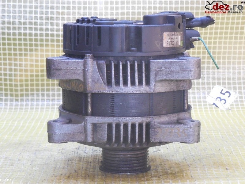Alternator Citroen Berlingo 2.0 HDI 2000 cod 2542228C