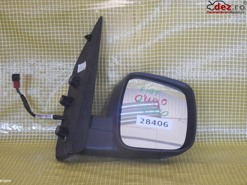 Oglinzi Fiat Qubo 2005