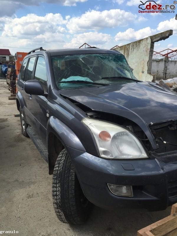 Vand Land Cruiser J 12 Avariat  Mașini avariate în Ploiesti, Prahova Dezmembrari