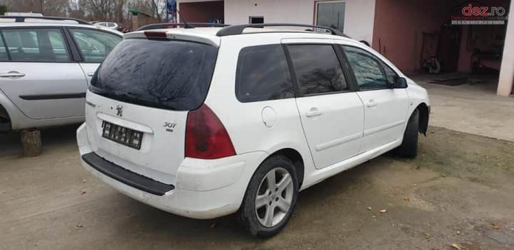 Dezmembrăm Peugeot 307 1 6 Hdi 2004 în Geoagiu, Hunedoara Dezmembrari