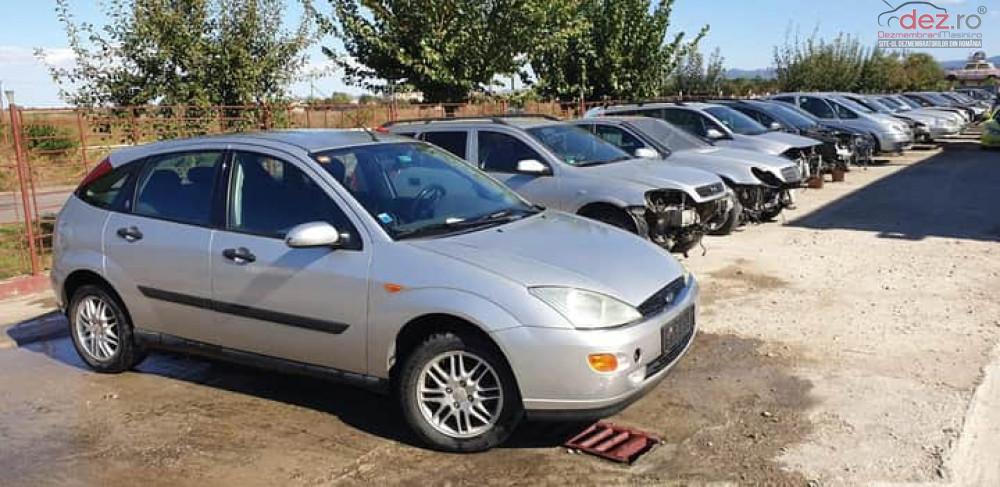 Dezmembrăm Ford Focus 1 6 I An 2000 în Geoagiu, Hunedoara Dezmembrari