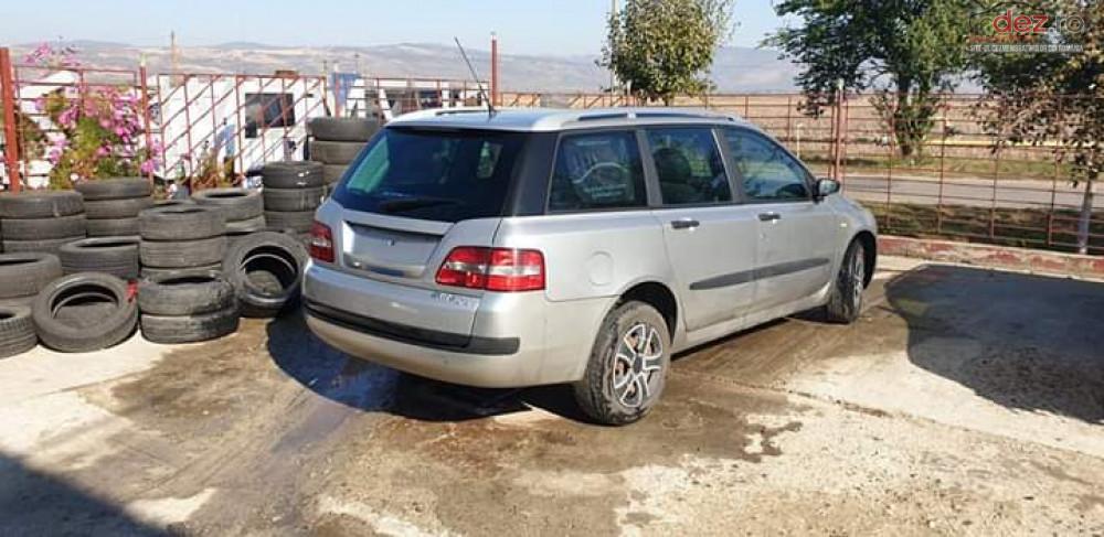Dezmembrăm Fiat Stilo 1 9 Jtd 2003 în Geoagiu, Hunedoara Dezmembrari