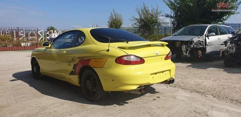 Dezmembrăm Hyundai Coupe 1 6 16v în Geoagiu, Hunedoara Dezmembrari