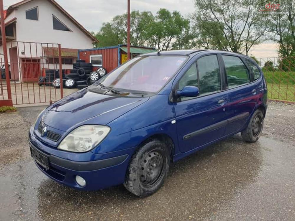 Dezmembrăm Renault Scenic 1 6 16v în Geoagiu, Hunedoara Dezmembrari
