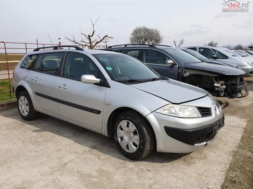 Dezmembrăm Renault Megane 1 5 Dci 2006 în Geoagiu, Hunedoara Dezmembrari