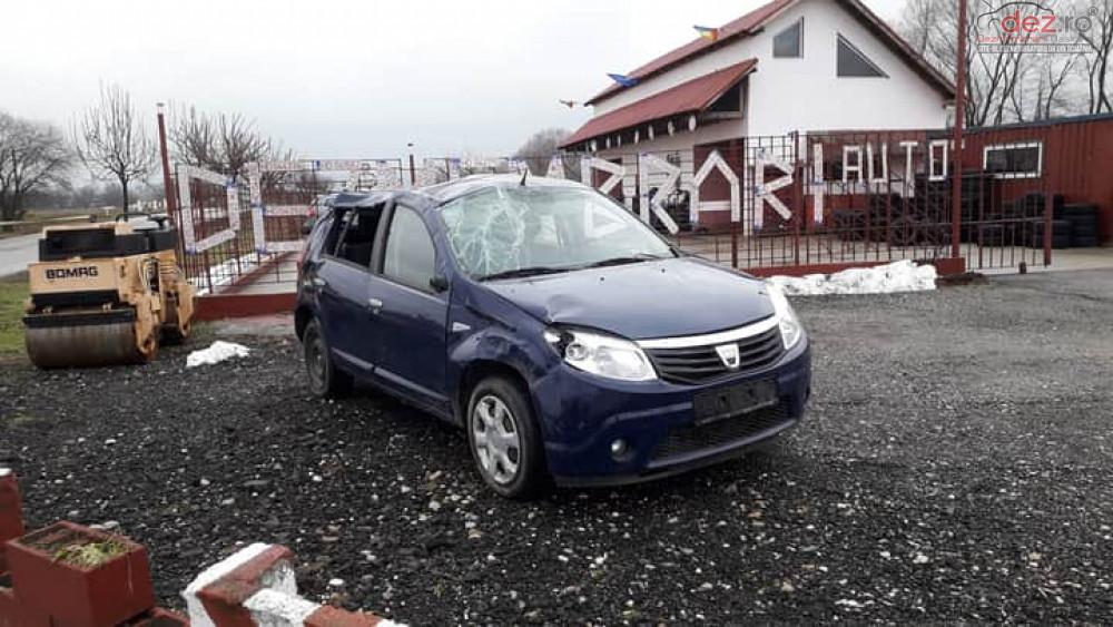 Dezmembrăm Dacia Sandero 1 4 Mpi 2010 în Geoagiu, Hunedoara Dezmembrari