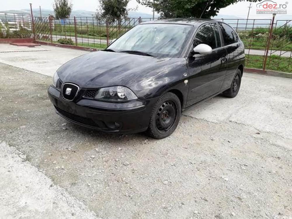 Dezmembrăm Seat Ibiza 1 8 I 20 Vt 110 Kw 2006 în Geoagiu, Hunedoara Dezmembrari