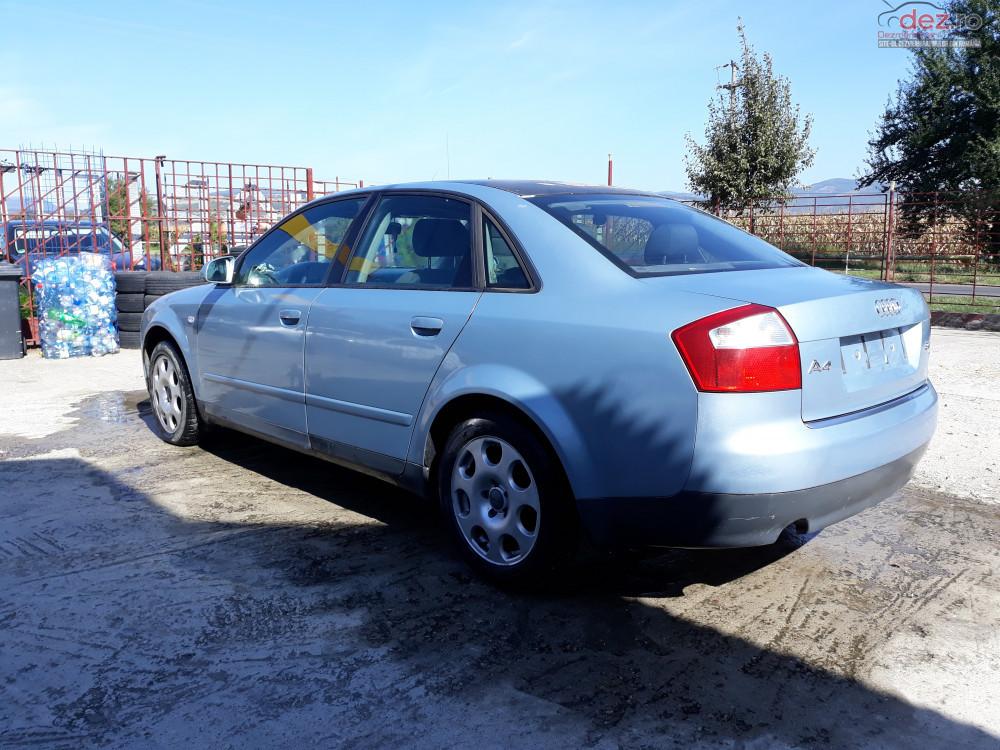 Dezmembrăm Audi A4 Motor 2 0 Benzină