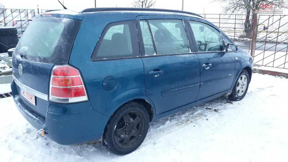 Dezmembrăm Opel Zafira B 1 6 Benzină Dezmembrări auto în Geoagiu, Hunedoara Dezmembrari
