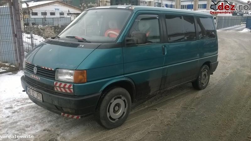 Dezmembrez Vw T4 Multivan 2 4 Diesel Dezmembrări auto în Odorheiu Secuiesc, Harghita Dezmembrari