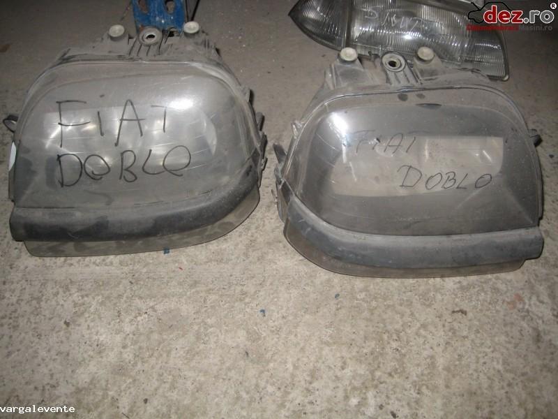 Far Fiat Doblo 2000 Piese auto în Odorheiu Secuiesc, Harghita Dezmembrari