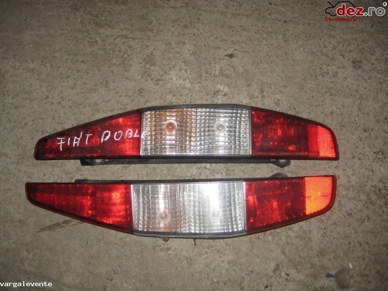 Stop / Lampa spate stanga, dreapta Fiat Doblo 2000 Piese auto în Odorheiu Secuiesc, Harghita Dezmembrari