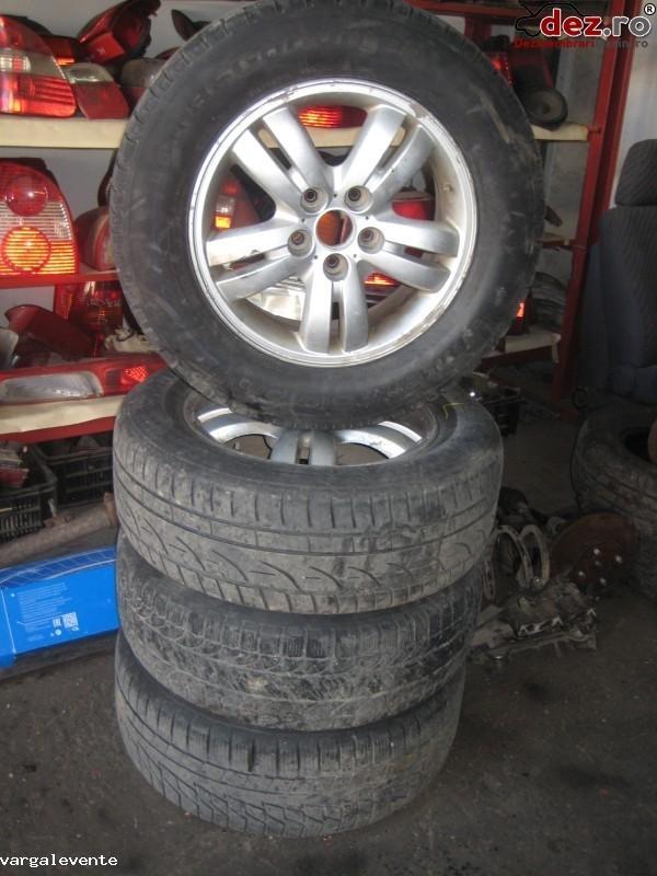 Set roti complete Hyundai Tucson 2007 Piese auto în Odorheiu Secuiesc, Harghita Dezmembrari
